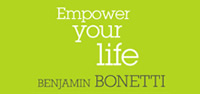 Logo for Empower Your Life Benjamin Bonetti