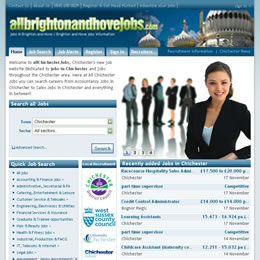 click here to visit All Brighton and Hove Jobs website