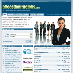 click here to visit All Eastbourne Jobs website